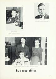 Page 31, 1952 Edition, North Park University - Cupola Yearbook (Chicago, IL) online yearbook collection