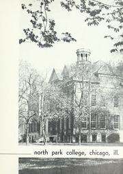 Page 7, 1952 Edition, North Park University - Cupola Yearbook (Chicago, IL) online yearbook collection