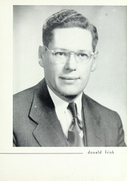 Page 9, 1952 Edition, North Park University - Cupola Yearbook (Chicago, IL) online yearbook collection