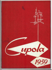 Page 1, 1959 Edition, North Park University - Cupola Yearbook (Chicago, IL) online yearbook collection