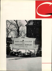 Page 12, 1959 Edition, North Park University - Cupola Yearbook (Chicago, IL) online yearbook collection