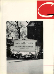 Page 14, 1959 Edition, North Park University - Cupola Yearbook (Chicago, IL) online yearbook collection