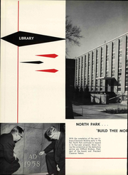 Page 16, 1959 Edition, North Park University - Cupola Yearbook (Chicago, IL) online yearbook collection