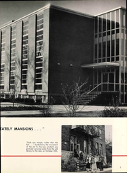 Page 17, 1959 Edition, North Park University - Cupola Yearbook (Chicago, IL) online yearbook collection