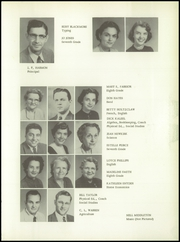 Page 11, 1954 Edition, Warsaw High School - Tiger Yearbook (Warsaw, NC) online yearbook collection
