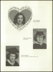 Page 15, 1954 Edition, Warsaw High School - Tiger Yearbook (Warsaw, NC) online yearbook collection