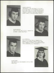 Page 16, 1954 Edition, Warsaw High School - Tiger Yearbook (Warsaw, NC) online yearbook collection