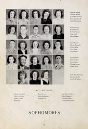 Page 16, 1947 Edition, Seagrove High School - Se Hi Yearbook (Seagrove, NC) online yearbook collection