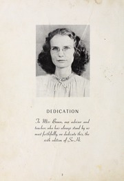 Page 4, 1947 Edition, Seagrove High School - Se Hi Yearbook (Seagrove, NC) online yearbook collection