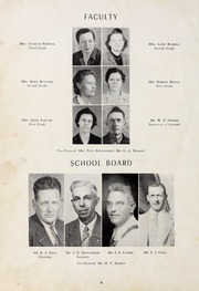 Page 6, 1947 Edition, Seagrove High School - Se Hi Yearbook (Seagrove, NC) online yearbook collection