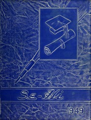 Page 1, 1949 Edition, Seagrove High School - Se Hi Yearbook (Seagrove, NC) online yearbook collection