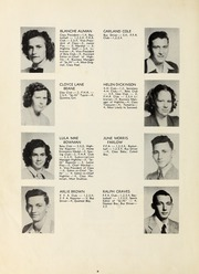 Page 10, 1949 Edition, Seagrove High School - Se Hi Yearbook (Seagrove, NC) online yearbook collection