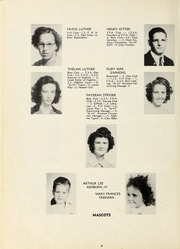 Page 12, 1949 Edition, Seagrove High School - Se Hi Yearbook (Seagrove, NC) online yearbook collection
