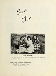 Page 9, 1949 Edition, Seagrove High School - Se Hi Yearbook (Seagrove, NC) online yearbook collection