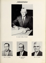 Page 13, 1954 Edition, Seagrove High School - Se Hi Yearbook (Seagrove, NC) online yearbook collection