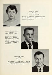 Page 11, 1957 Edition, Seagrove High School - Se Hi Yearbook (Seagrove, NC) online yearbook collection