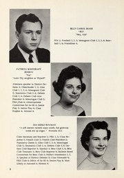 Page 12, 1957 Edition, Seagrove High School - Se Hi Yearbook (Seagrove, NC) online yearbook collection