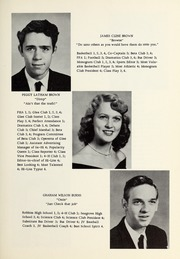 Page 13, 1957 Edition, Seagrove High School - Se Hi Yearbook (Seagrove, NC) online yearbook collection