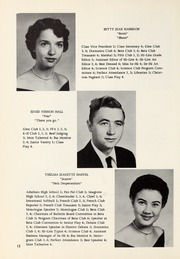 Page 16, 1957 Edition, Seagrove High School - Se Hi Yearbook (Seagrove, NC) online yearbook collection