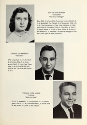 Page 17, 1957 Edition, Seagrove High School - Se Hi Yearbook (Seagrove, NC) online yearbook collection