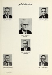 Page 7, 1957 Edition, Seagrove High School - Se Hi Yearbook (Seagrove, NC) online yearbook collection