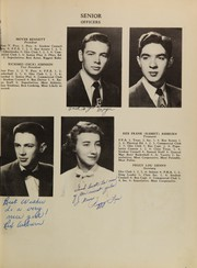 Page 13, 1950 Edition, King High School - Cabin Yearbook (King, NC) online yearbook collection