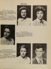 Page 15, 1950 Edition, King High School - Cabin Yearbook (King, NC) online yearbook collection