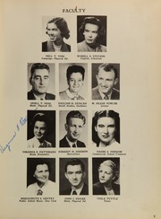 Page 9, 1950 Edition, King High School - Cabin Yearbook (King, NC) online yearbook collection
