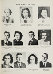 Page 9, 1951 Edition, King High School - Cabin Yearbook (King, NC) online yearbook collection