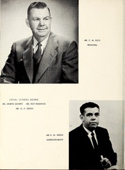 Page 10, 1954 Edition, King High School - Cabin Yearbook (King, NC) online yearbook collection