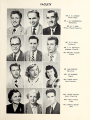 Page 11, 1954 Edition, King High School - Cabin Yearbook (King, NC) online yearbook collection