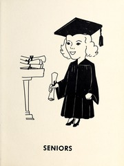 Page 13, 1954 Edition, King High School - Cabin Yearbook (King, NC) online yearbook collection
