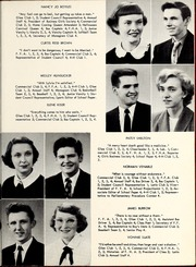 Page 15, 1954 Edition, King High School - Cabin Yearbook (King, NC) online yearbook collection