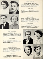 Page 16, 1954 Edition, King High School - Cabin Yearbook (King, NC) online yearbook collection