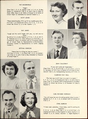 Page 17, 1954 Edition, King High School - Cabin Yearbook (King, NC) online yearbook collection