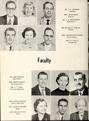 Page 10, 1955 Edition, King High School - Cabin Yearbook (King, NC) online yearbook collection