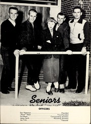 Page 11, 1955 Edition, King High School - Cabin Yearbook (King, NC) online yearbook collection