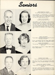 Page 12, 1955 Edition, King High School - Cabin Yearbook (King, NC) online yearbook collection
