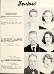 Page 13, 1955 Edition, King High School - Cabin Yearbook (King, NC) online yearbook collection