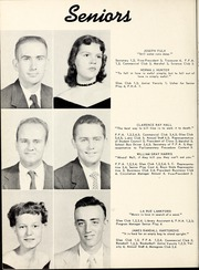Page 14, 1955 Edition, King High School - Cabin Yearbook (King, NC) online yearbook collection