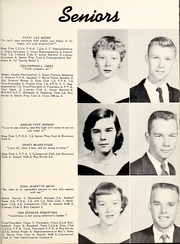 Page 15, 1955 Edition, King High School - Cabin Yearbook (King, NC) online yearbook collection