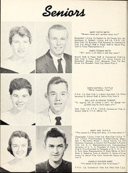 Page 16, 1955 Edition, King High School - Cabin Yearbook (King, NC) online yearbook collection