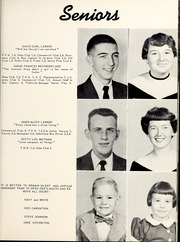 Page 17, 1955 Edition, King High School - Cabin Yearbook (King, NC) online yearbook collection