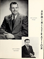 Page 9, 1955 Edition, King High School - Cabin Yearbook (King, NC) online yearbook collection