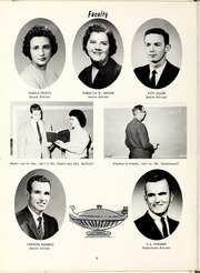 Page 12, 1960 Edition, King High School - Cabin Yearbook (King, NC) online yearbook collection
