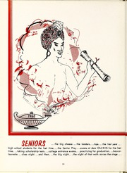 Page 14, 1960 Edition, King High School - Cabin Yearbook (King, NC) online yearbook collection