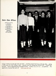 Page 15, 1960 Edition, King High School - Cabin Yearbook (King, NC) online yearbook collection