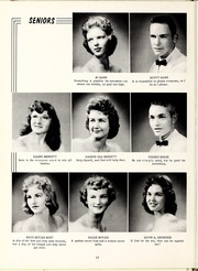 Page 16, 1960 Edition, King High School - Cabin Yearbook (King, NC) online yearbook collection