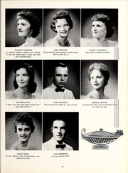 Page 17, 1960 Edition, King High School - Cabin Yearbook (King, NC) online yearbook collection