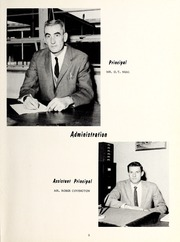 Page 9, 1960 Edition, King High School - Cabin Yearbook (King, NC) online yearbook collection